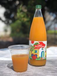 有機ブラッドオレンジジュース